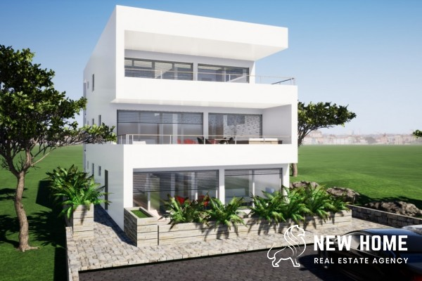 Condo in Vodice – exclusive location with beautiful ocean view